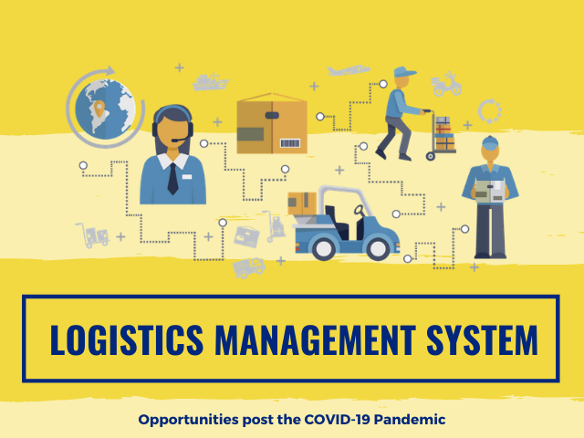 Tackle Logistics Digitally post the COVID-19 Pandemic